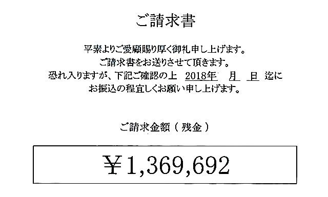 結婚式の費用いくら必要か【東京青山で60人規模の実例】