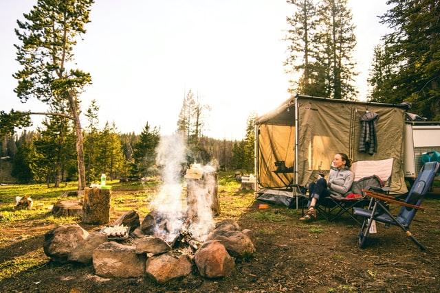 キャンプ初心者のテント選びメモ【山善のキャノピーテントにしました】