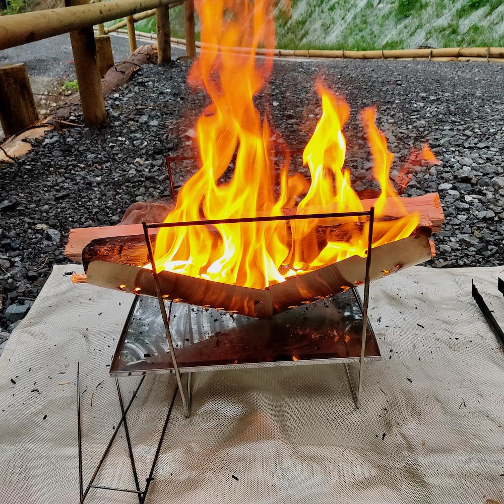 ピコグリル風TEITOの焚き火台がおすすめな人